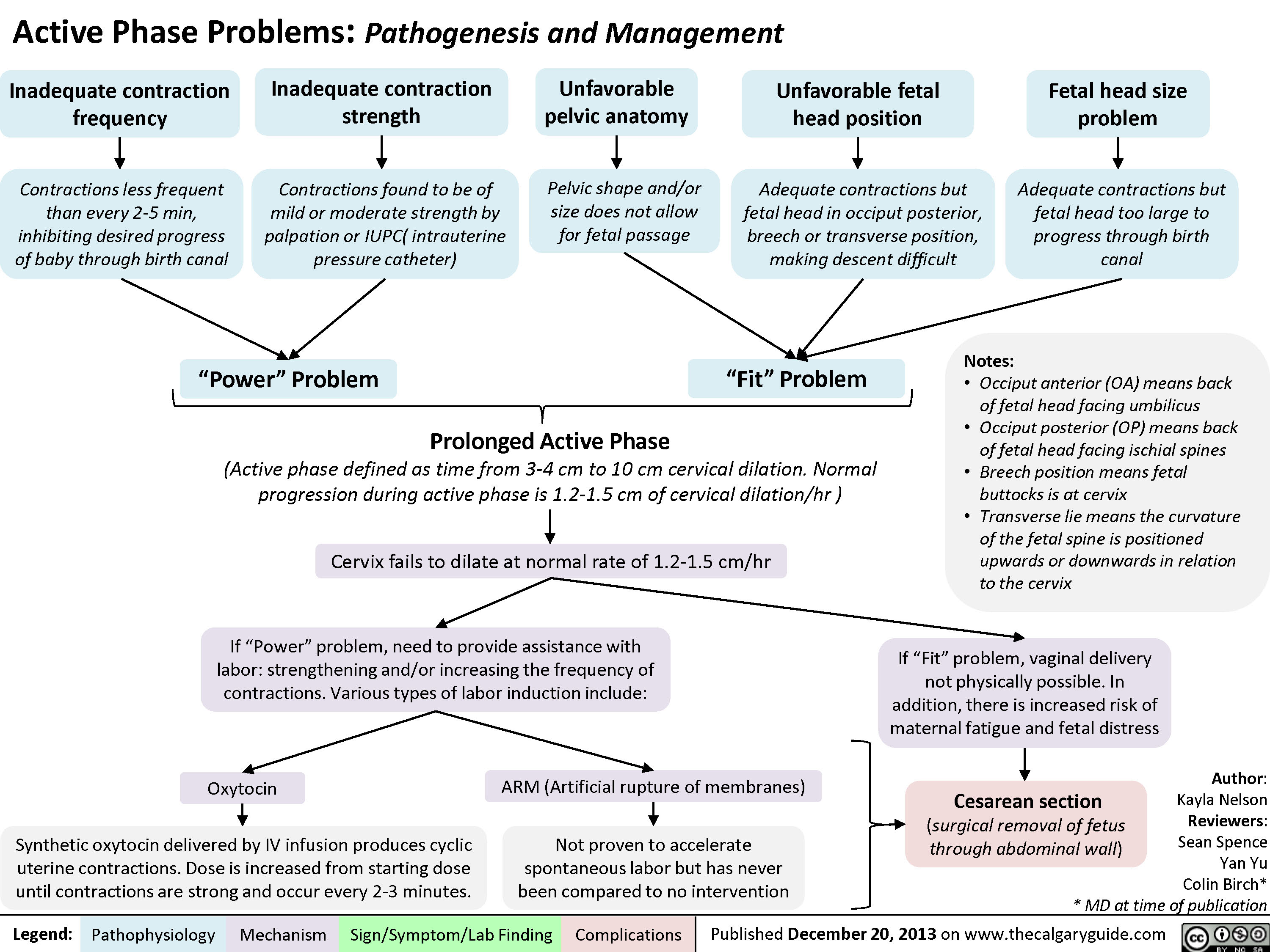 Active Phase Problems: Pathogenesis and Management